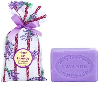 Le Chatelard 1802 Lavender косметичний набір IV.