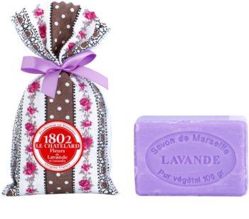 Le Chatelard 1802 Lavender coffret V.