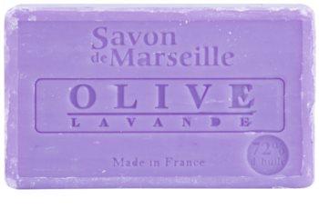 Le Chatelard 1802 Olive & Lavander sabão natural de luxo francês