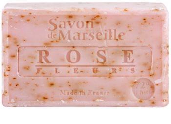 Le Chatelard 1802 Rose Petals luxusní francouzské přírodní mýdlo