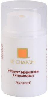 Le Chaton Argenté crema de día nutritiva  con vitamina E