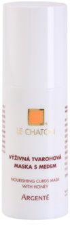 Le Chaton Argenté máscara nutritiva com mel