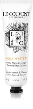 Le Couvent Maison de Parfum Botaniques  Aqua Mysteri krém na ruce doplněk unisex