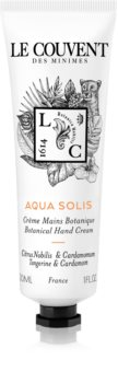 Le Couvent Maison de Parfum Botaniques  Aqua Solis Hand Cream Unisex