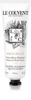 Le Couvent Maison de Parfum Botaniques  Aqua Solis Handcreme Unisex