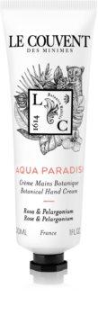 Le Couvent Maison de Parfum Botanical  Aqua Paradisi Hand Cream Unisex