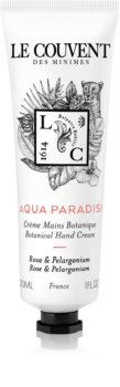 Le Couvent Maison de Parfum Botanical  Aqua Paradisi Käsivoide Unisex