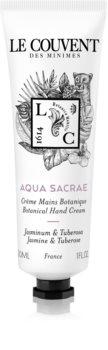 Le Couvent Maison de Parfum Botaniques  Aqua Sacrae Handkräm Unisex