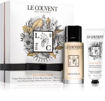 Le Couvent Maison de Parfum Botaniques  Aqua Solis zestaw upominkowy I. unisex