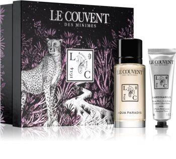 Le Couvent Maison de Parfum Botaniques  Aqua Paradisi lote de regalo unisex