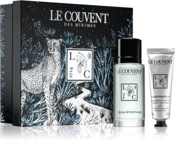 Le Couvent Maison de Parfum Botaniques  Aqua Nymphae подаръчен комплект I. унисекс