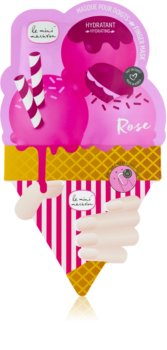 Le Mini Macaron Rose ενυδατική μάσκα Για τα  νύχια