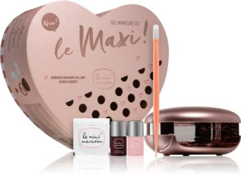 Le Mini Macaron Le Maxi coffret cosmétique XIII. (ongles) pour femme