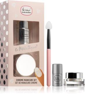 Le Mini Macaron Le Metallique kit di cosmetici X. (per le unghie) da donna