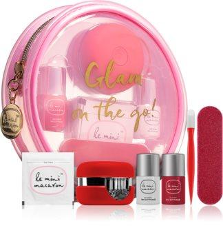 Le Mini Macaron Le Mini Travel Kit kit di cosmetici XIV. (per le unghie) da donna