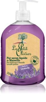 Le Petit Olivier Lavender savon liquide