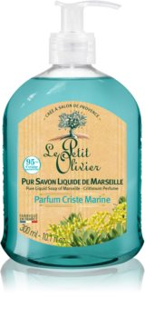 Le Petit Olivier Marine sapone liquido