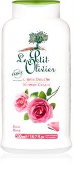 Le Petit Olivier Rose crème de douche