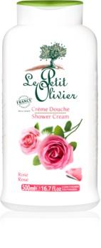 Le Petit Olivier Rose Duschcreme