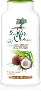 Le Petit Olivier Cocos crème de douche