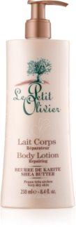 Le Petit Olivier Shea Butter ultra hidratáló testápoló tej