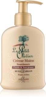 Le Petit Olivier Argan Oil crème nourrissante mains