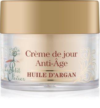 Le Petit Olivier Argan Oil protivráskový denní krém