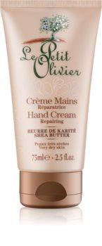 Le Petit Olivier Shea Butter crème ultra-hydratante mains