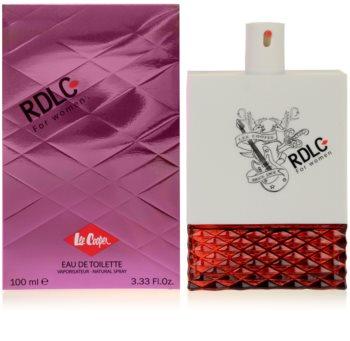 Lee Cooper RDLC For Women eau de toilette para mujer 100 ml