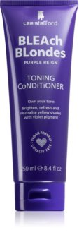 Lee Stafford Bleach Blondes Toning Conditioner For Blondes And Highlighted Hair