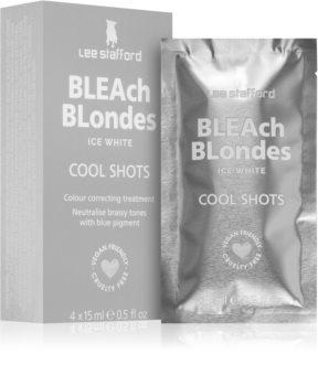 Lee Stafford Bleach Blondes intenzív ápolás a szőke hideg árnyalataiért