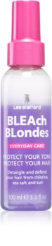 Lee Stafford Bleach Blondes Sunscreen For Blondes And Highlighted Hair