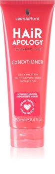 Lee Stafford Hair Apology regeneráló kondicionáló a károsult hajra
