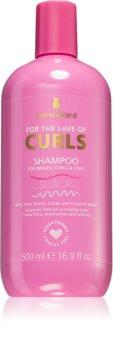 Lee Stafford Curls почистващ шампоан за къдрава коса