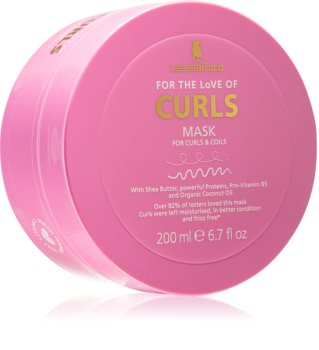 Lee Stafford Curls Mask for Curly Hair