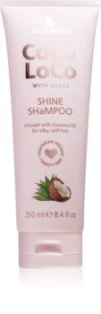 Lee Stafford CoCo LoCo Shampoo for Shiny and Soft Hair