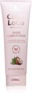 Lee Stafford CoCo LoCo hidratáló kondicionáló a fénylő és selymes hajért