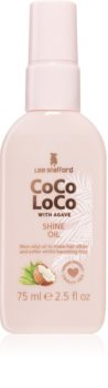 Lee Stafford CoCo LoCo Skin Care Oil for Shiny and Soft Hair