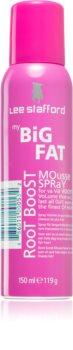 Lee Stafford Big Fat pěna pro objem pro jemné a zplihlé vlasy
