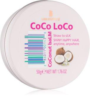 Lee Stafford CoCo LoCo balzam za suhe in poškodovane lase