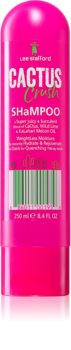 Lee Stafford Cactus Crush hydratisierendes Shampoo für feines Haar