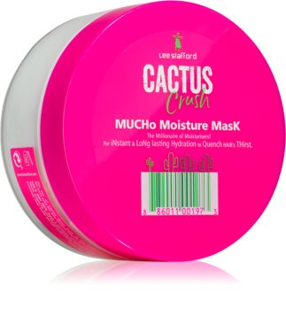 Lee Stafford Cactus Crush maschera idratante capelli