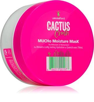 Lee Stafford Cactus Crush увлажняющая маска для волос