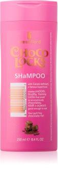 Lee Stafford CHoCo LoCKs szampon oczyszczający