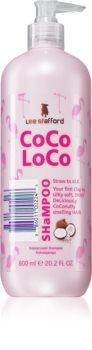 Lee Stafford CoCo LoCo шампоан с кокосово масло за блясък и мекота на косата