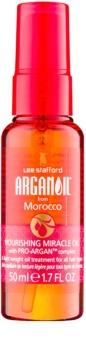Lee Stafford Argan Oil from Morocco nährendes Öl für alle Haartypen