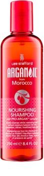 Lee Stafford Argan Oil from Morocco подхранващ шампоан  За коса