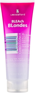 Lee Stafford Bleach Blondes balsamo per capelli biondi