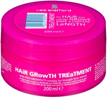 Lee Stafford Hair Growth Regrowth Mask against Hair Loss