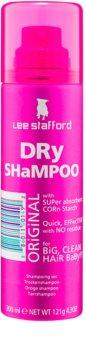 Lee Stafford Styling suchý šampon pro absorpci přebytečného mazu a pro osvěžení vlasů